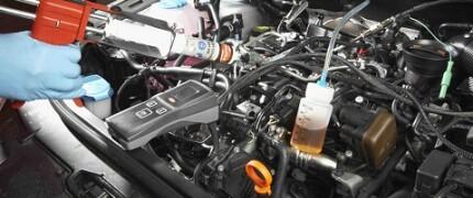 промывка топливной системы двигателя