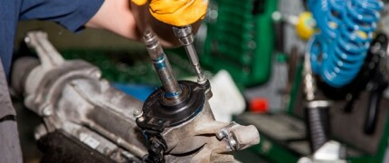 ремонт рулевого редуктора