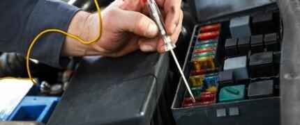 ремонт электрооборудования авто