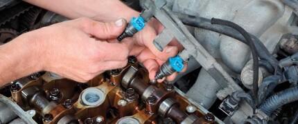 ремонт инжектора