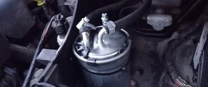 замена топливного шланга